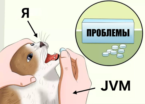 Как работает hashCode() по умолчанию? - 1