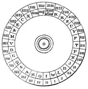Криптография и защищённая связь: история первых шифров - 4