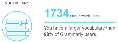 Обзор сервиса Grammarly для улучшения письменной речи на английском языке - 5