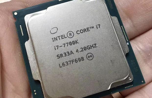 Intel выпустит два новых процессора из-за выхода Ryzen