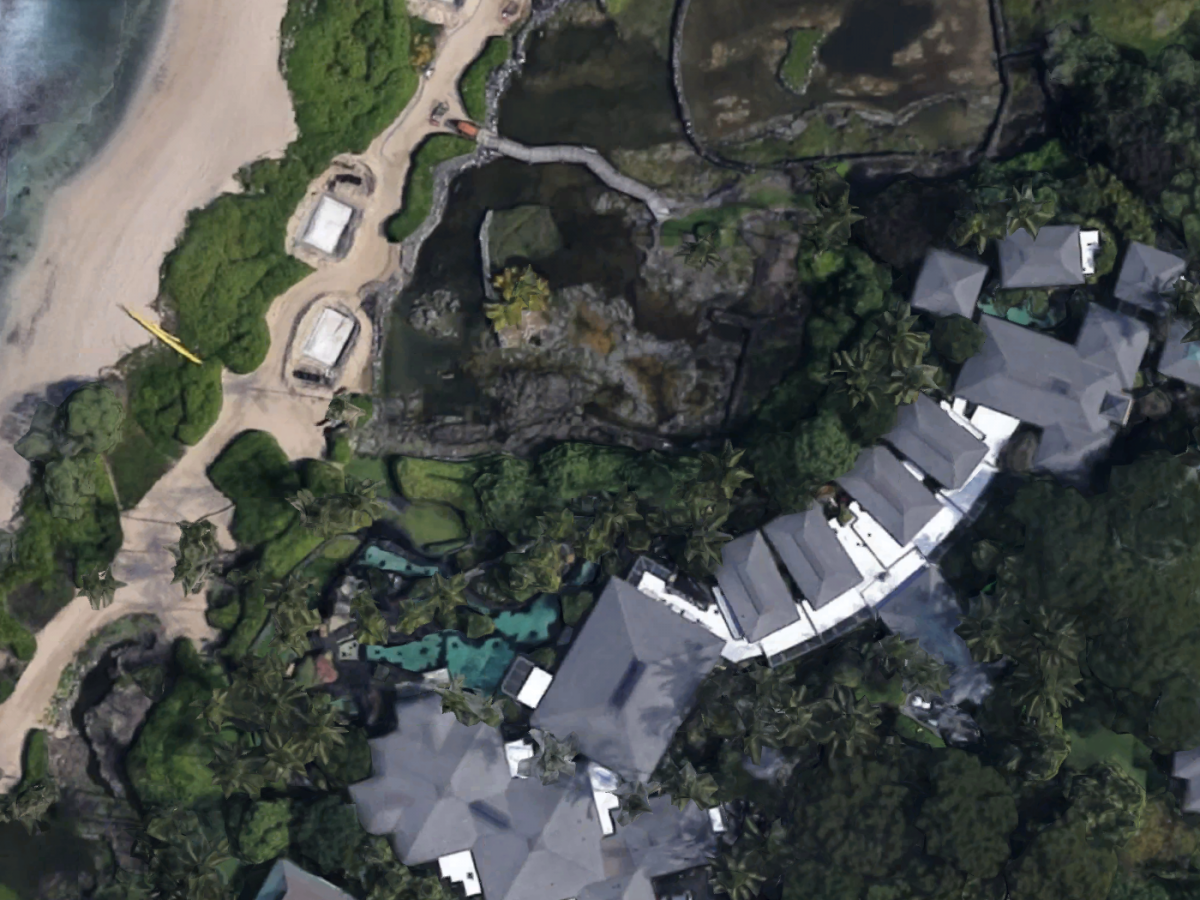 IT-миллиардеры превратили Гавайи в тропический рай для техноэлиты - 14
