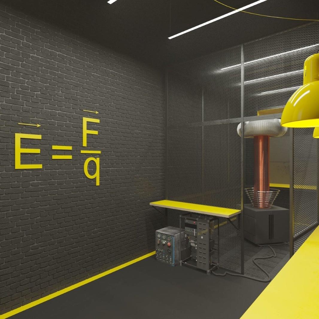 Как Тесла встретился с Ландау, или Гайд по строительству комнаты высоких энергий - 14