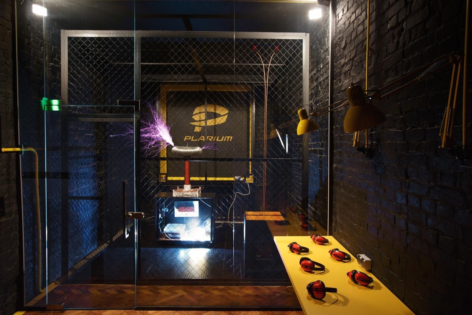 Как Тесла встретился с Ландау, или Гайд по строительству комнаты высоких энергий - 1