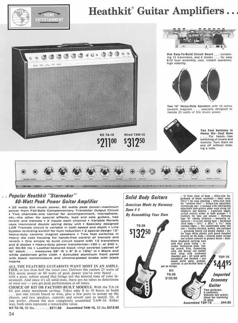 Легендарные усилители: «холод» ламп без трансформатора, DIY-компиляции, десятилетия мучений с классом «Д» - 10