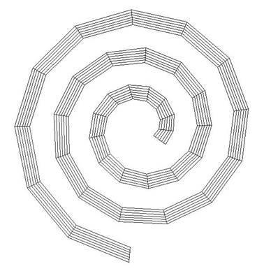 Метод рекурсивной координатной бисекции для декомпозиции расчетных сеток - 3