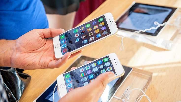 Apple взяла 92% всей прибыли на рынке смартфонов
