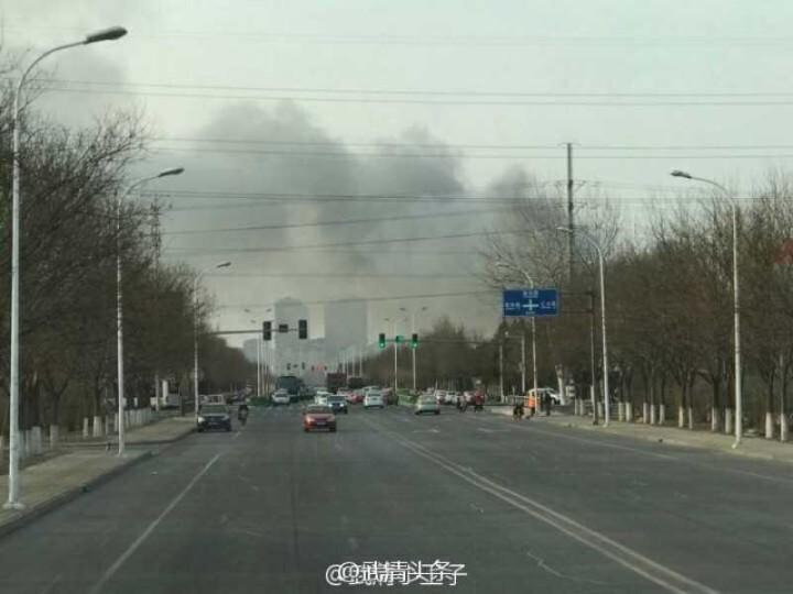В хранилище отходов китайской фабрики Samsung SDI произошёл пожар
