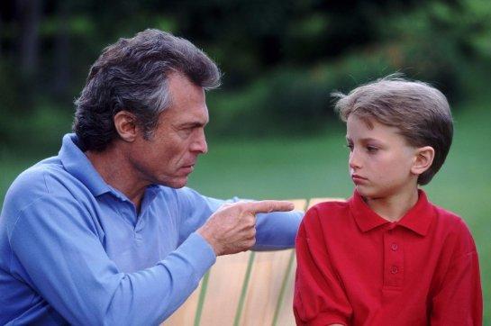 Строгость родителей приводит к плохой успеваемости детей