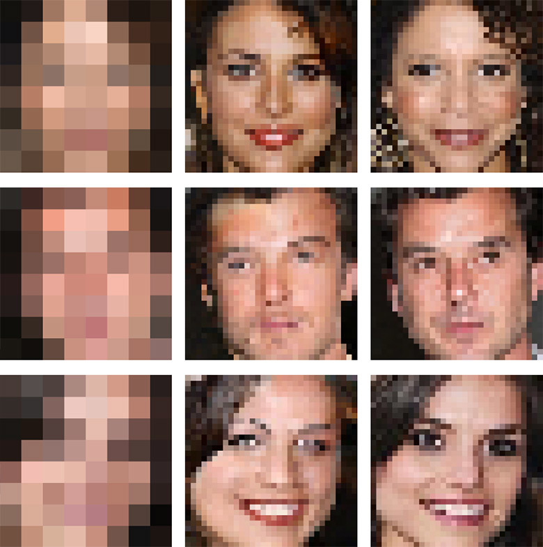 Вероятностное улучшение фотографий по нескольким пикселям: модель Google Brain - 1