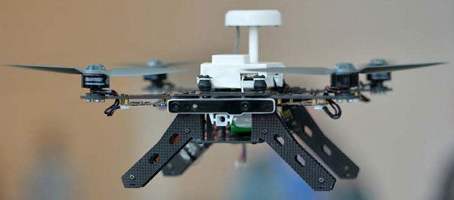 Intel Aero Platform: а мне летать охота - 1