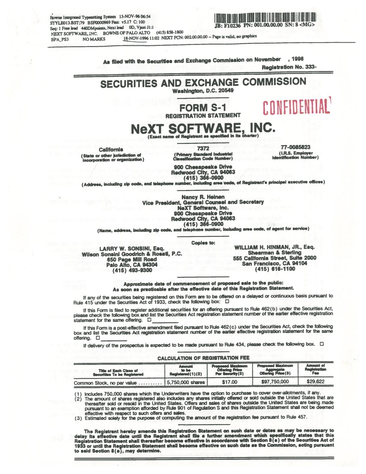 NeXT: доткомовское IPO Стива Джобса, которое так и не произошло - 1