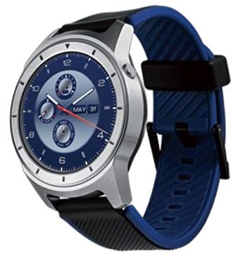 ZTE Quartz — первые умные часы производителя с ОС Android Wear
