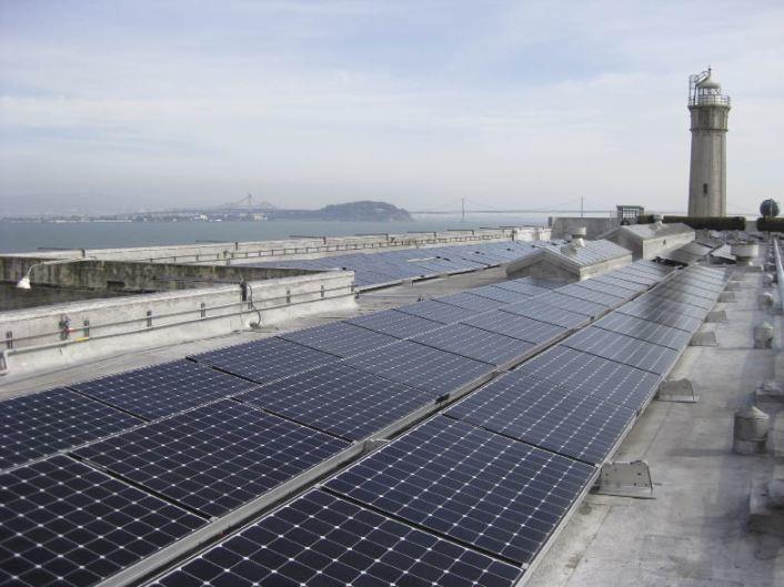 Добро пожаловать в Алькатрас: один из крупнейших объектов распределённой энергетики США - 1
