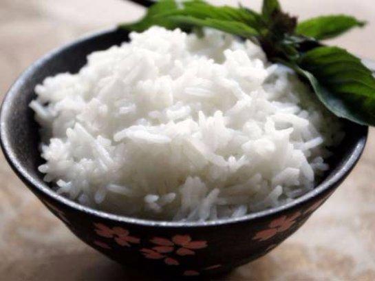 Рис нельзя готовить без предварительного замачивания