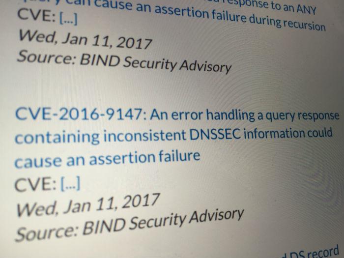 Уязвимость BIND позволяет «уронить» любой сервер: как и почему это работает - 1