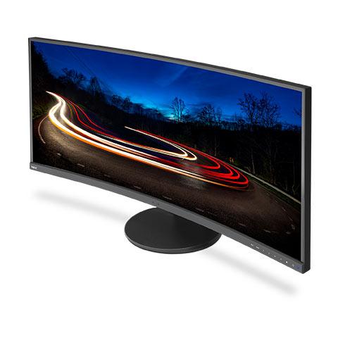 Разрешение экрана NEC MultiSync EX341R — 3440 x 1440 пикселей
