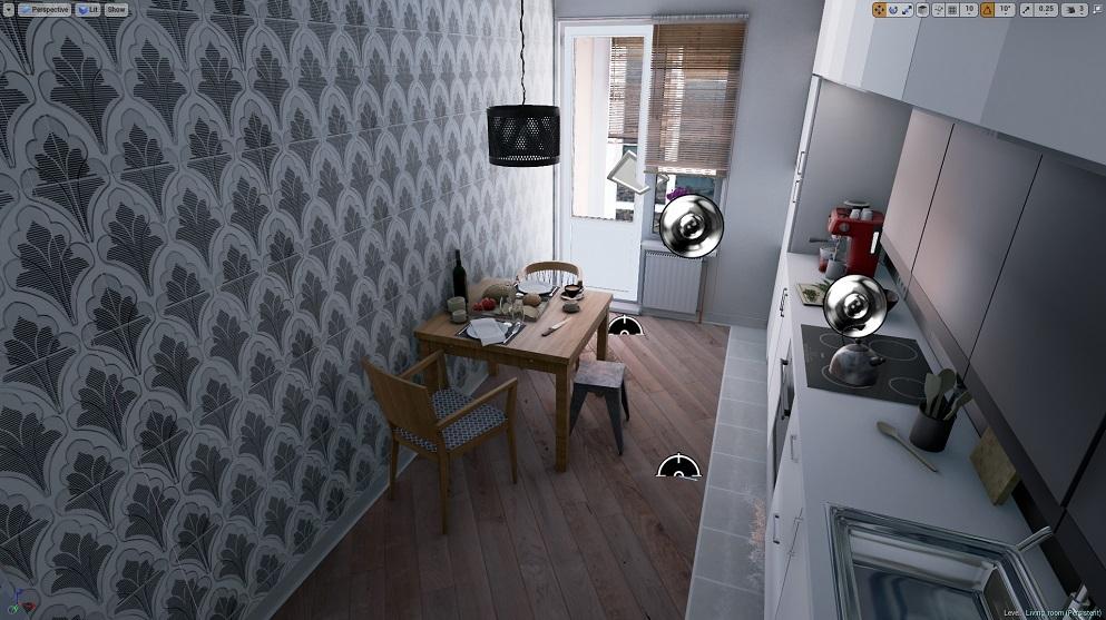 Виртуальная реальность в недвижимости: кейс - 1