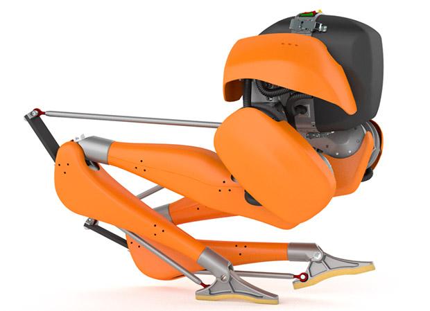 Agility Robotics продемонстрировала многофункционального робота-страуса - 2