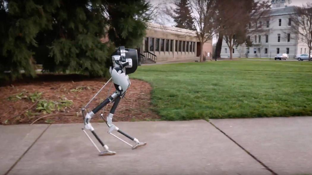 Agility Robotics продемонстрировала многофункционального робота-страуса - 1