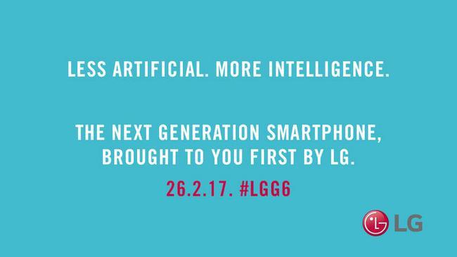 LG рекламирует систему искусственного интеллекта смартфона LG G6