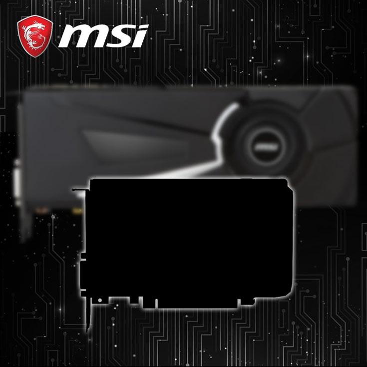 MSI планирует выпустить высокопроизводительную 3D-карту для систем типоразмера Mini-ITX