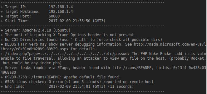 VulnHub: Выкидываем неугодных из IRC в Wallaby's Nightmare - 5