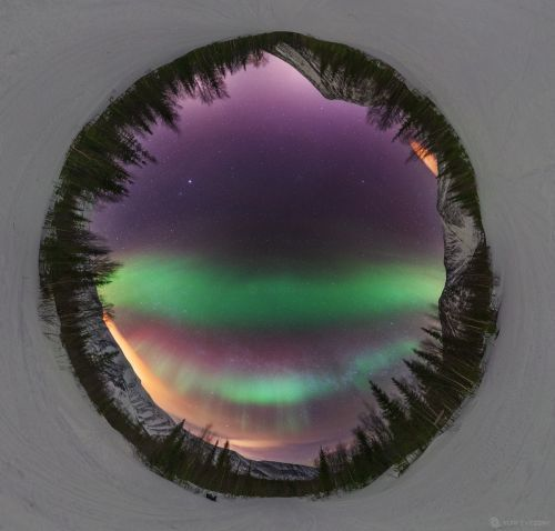 Астрономические пейзажи в 360° - 3
