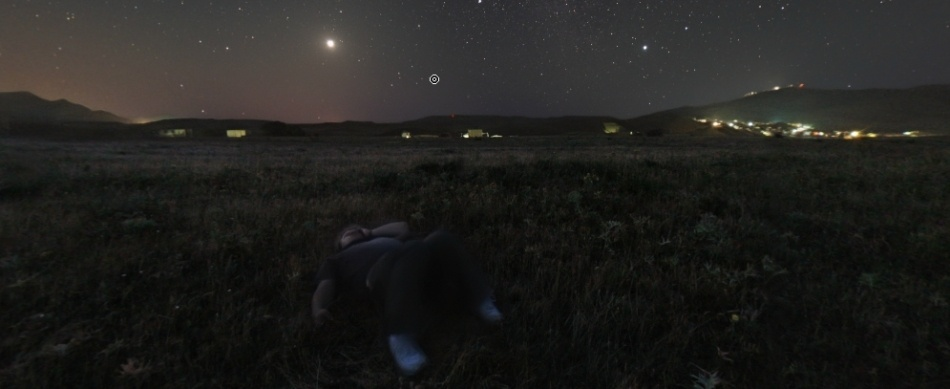 Астрономические пейзажи в 360° - 4
