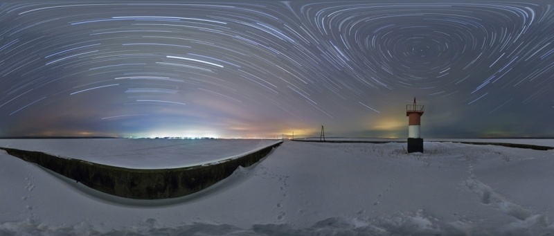 Астрономические пейзажи в 360° - 6