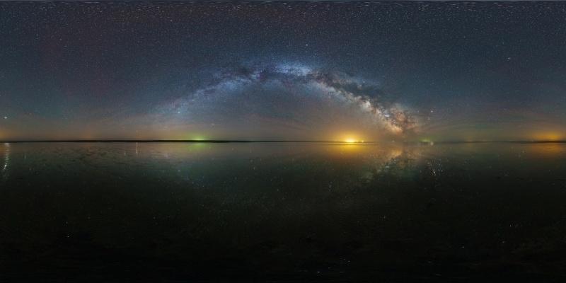 Астрономические пейзажи в 360° - 7