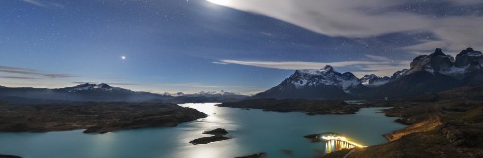 Астрономические пейзажи в 360° - 1