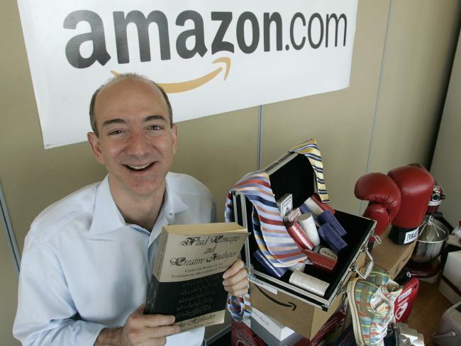 История Amazon: из гаража до летающих складов за 20 лет - 3