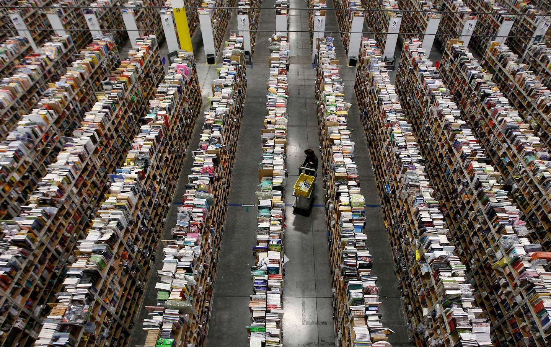 История Amazon: из гаража до летающих складов за 20 лет - 6