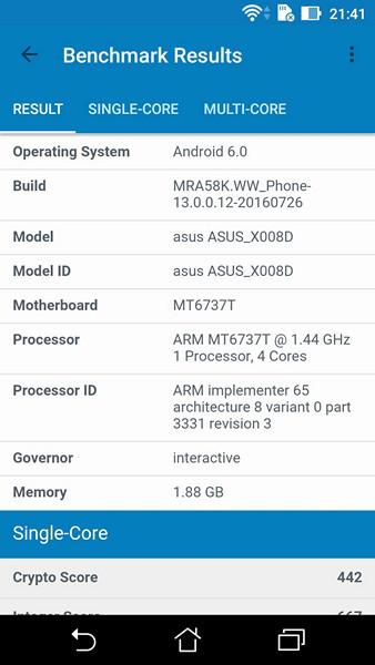 Обзор смартфона ASUS ZenFone 3 Max - 35