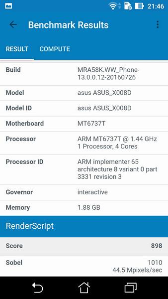 Обзор смартфона ASUS ZenFone 3 Max - 43