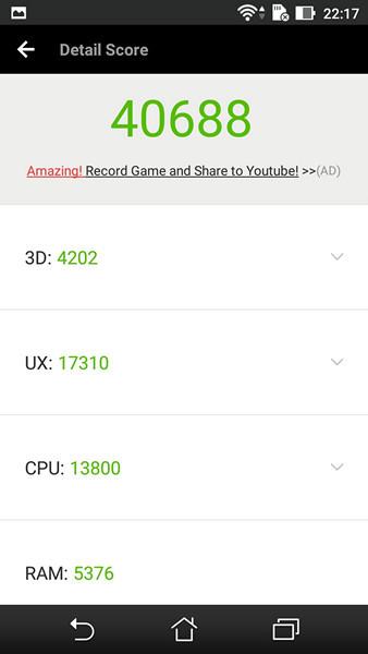 Обзор смартфона ASUS ZenFone 3 Max - 45