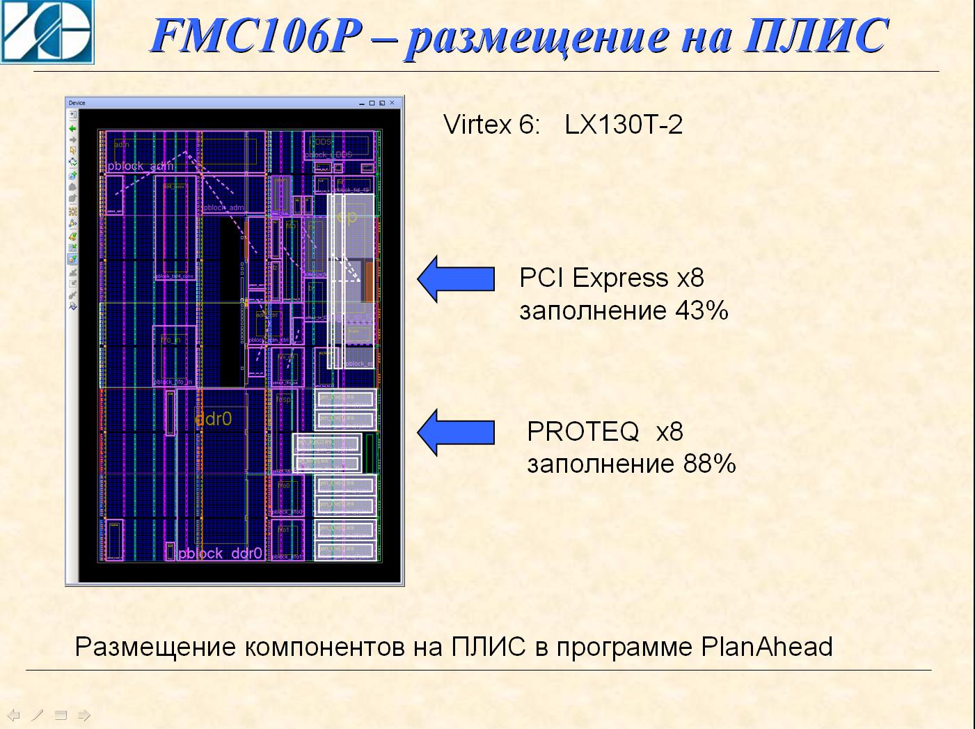 PROTEQ — протокол обмена по мультигигабитным линиям для ПЛИС Xilinx - 2