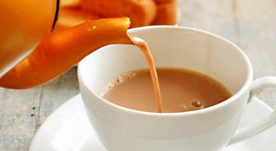 Чай с молоком оказался вредным