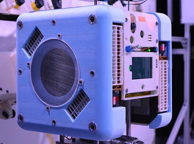 Робот Astrobee поможет астронавтам на МКС - 2