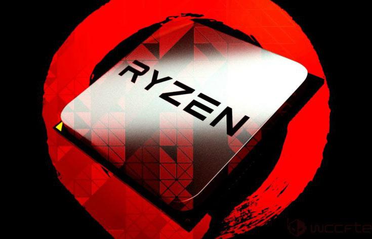 Продажи процессоров AMD Ryzen начнутся 2 марта