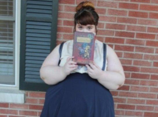Толстые белые девочки часто плохо учатся