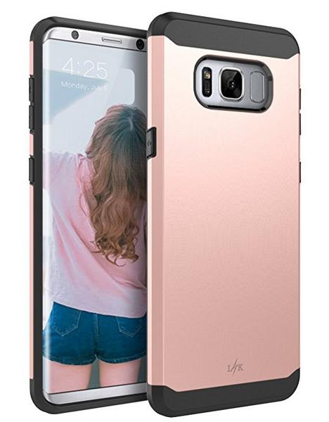 Очередное фото чехла для Galaxy S8 подтверждает его дизайн