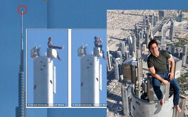 Самые высокие небоскрёбы мира - 40