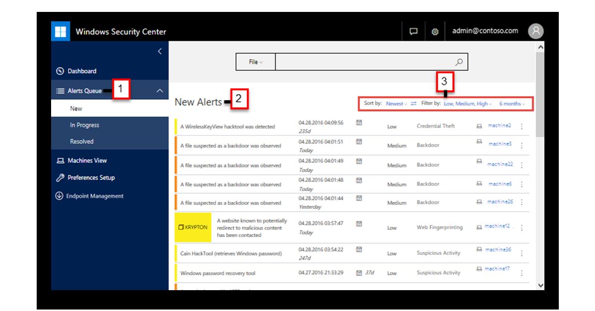 Служба Advanced Threat Protection в Защитнике Windows - 20