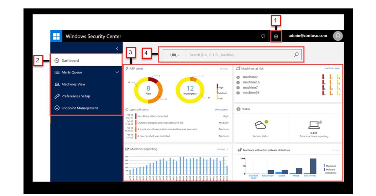 Служба Advanced Threat Protection в Защитнике Windows - 3