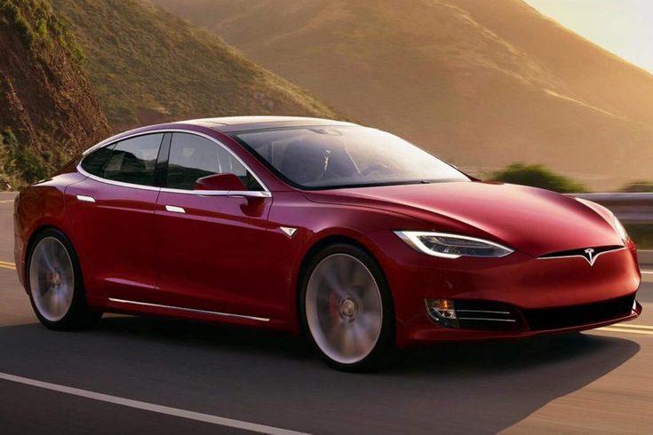 Акции Tesla подорожали и побили прошлогодний рекорд