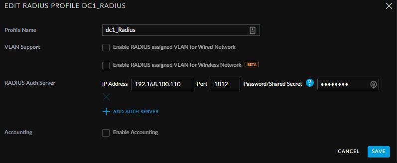 Корпоративный wifi на UBNT с порталом и доменной аутентификацией - 2
