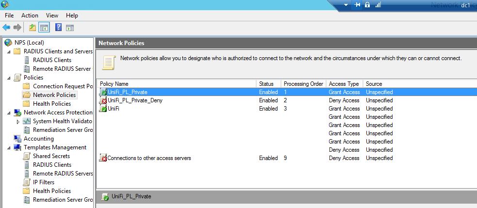 Корпоративный wifi на UBNT с порталом и доменной аутентификацией - 6