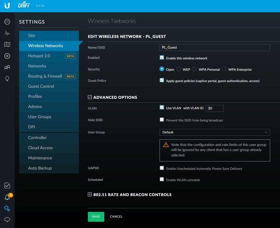 Корпоративный wifi на UBNT с порталом и доменной аутентификацией - 8